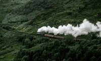 Hogwarts Express - On the way to Hogwarts