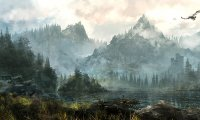 http://www.ambient-mixer.comThe sounds of Skyrim