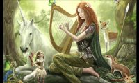 http://www.ambient-mixer.comCeltic Harp in a Windy Forest