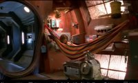 Hammock in the Engine Room