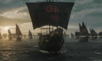 An Evening Sailing on the Ship of the Mother of Dragons