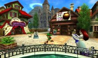 Ocarina of Time town/market