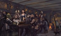 http://www.ambient-mixer.comambient of a medieval fantasy tavern